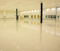 Cleanroom vloeren en vloercoating