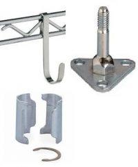 Metro cleanroom accessoires