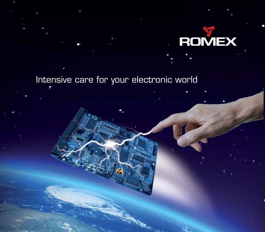 Romex - Intensive care for your electronic world