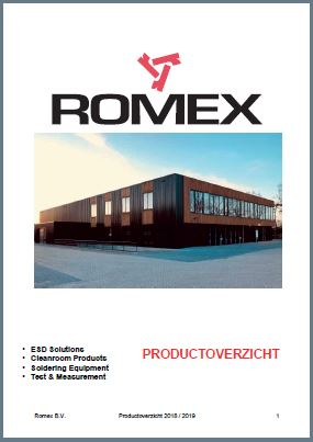 Romex leveringsoverzicht