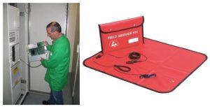 ESD flield kit