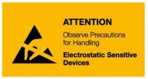 ESD safe area