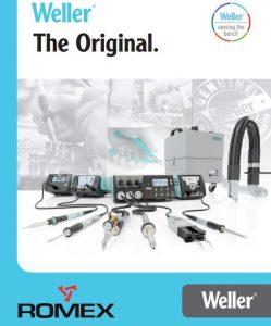 Laatste Weller catalogus