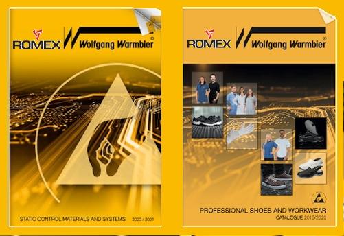 Wolfgang-Warmbier-catalogus-Romex