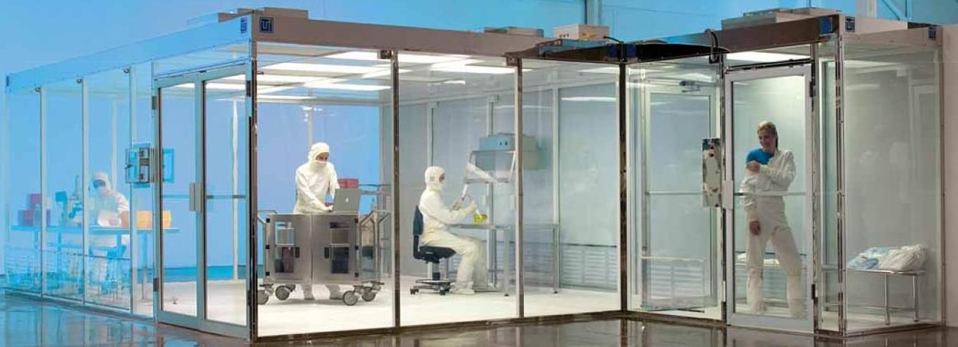 Cleanroom Romex
